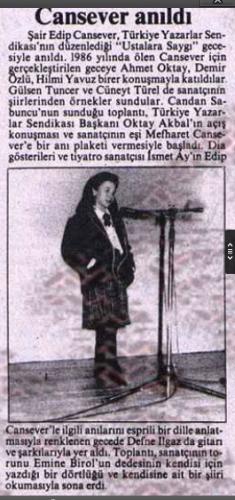 07_Milliyet_20021991_Edip Cansever Anıldı